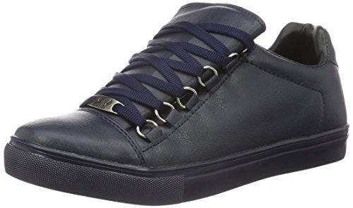 Tamboga G4, Sneakers basses mixte adulte Blau (Dark Blue 07)