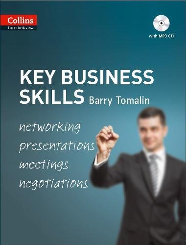 Key Business Skills: B1-C1 (Collins Business Skills and Communication) por Barry Tomalin