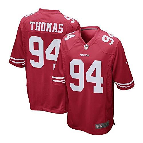 Nike NFL San Francisco 49ers Home Game Jersey - Solomon Thomas Large