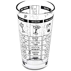 GOODFEER - Mezclador de Recetas para Mezclar Vasos de Cristal para cóctel