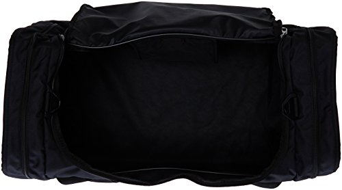 Nike Unisex Brasilia 6 Duffel Bag – Black, Large