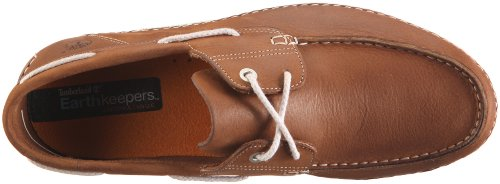 Timberland Earthkeepers 2.0, 2-Eye Boat, Chaussures basses hommes Marron-TR-SW253