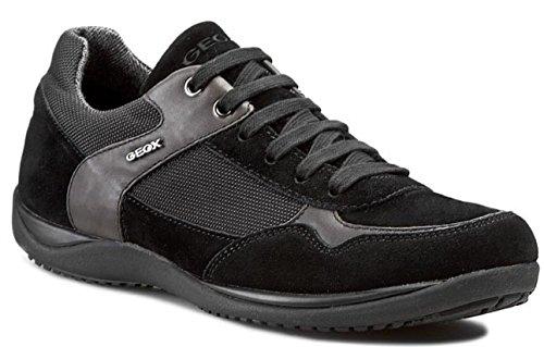 Uomo scarpa sportiva, color nero , marca geox, modelo uomo scarpa sportiva geox u xand travel b nero