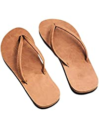 7bb86890e9e535 Hausschuhe HUYP Sandalen Flach Gummi Pantoffel Männer Und Frauen Paare  Strand Sandalen Flip-Flops (größe…