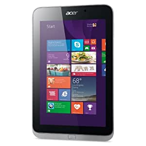 Acer Iconia W4-820 64GB Intel® 1330 MHz 2048 MB Flash Hard Drive HD GPU