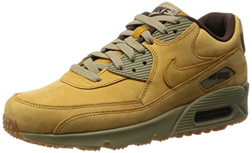 Nike Herren Air Max 90 Winter Prm Laufschuhe, Naranja / Marrón (Bronze / Bronze-Baroque Brown), 43 EU