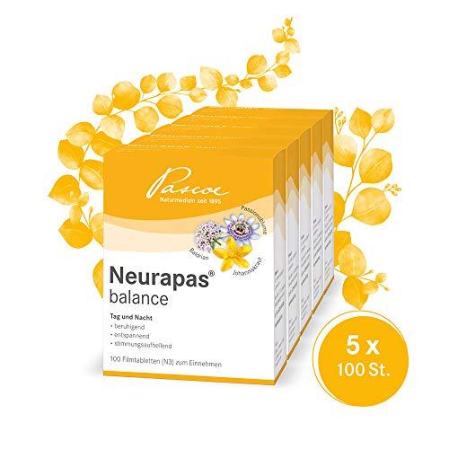 100 Balance (Neurapas balance | stimmungsaufhellend, entspannend & beruhigend | 5x100 St)