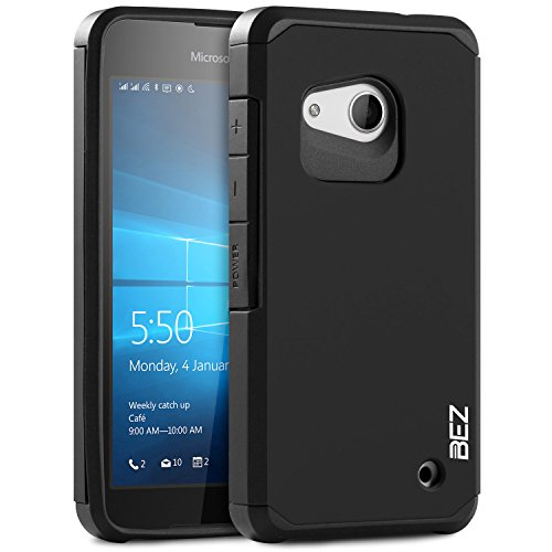 huge selection of be0b6 df03a BEZ® Shockproof Case Cover for Microsoft Lumia 550(H2-GBL550)