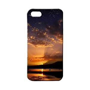 BLUEDIO Designer 3D Printed Back case cover for Apple Iphone 4 / 4S - G3656