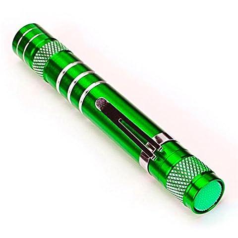Flashlights Brezeh lumineux et portable Mini 1200LM haute puissance lampe de poche CREE Q5LED tactique lampe de poche AA Lampe Lumière