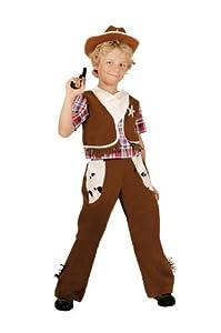 César - Disfraz de vaquero para niño, talla 5-7 años (F183-002)