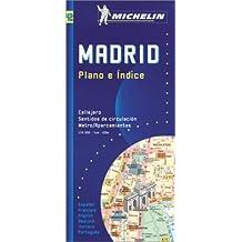 Plan de ville : Madrid
