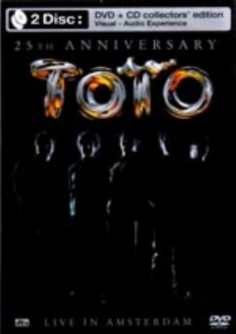 Toto - Live in Amsterdam Box-Set (1 DVD + 1 CD) Collector's Edition