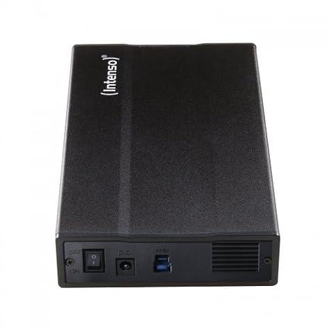 Intenso Memory Box 3TB externe Festplatte (8,9 cm (3,5 Zoll), 32MB Cache, USB 3.0) schwarz (Intenso Memory)
