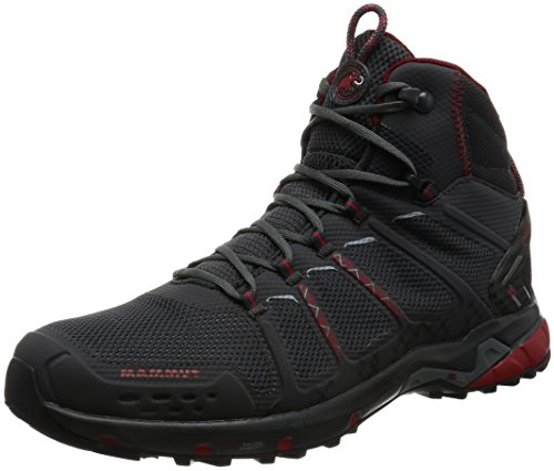 Mammut T Aenergy Mid GTX Men (Backpacking/Hiking Footwear) graphite-lava
