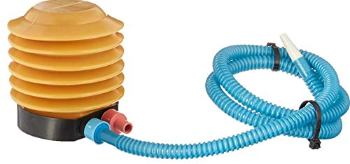 Gamloious aufblasbares Spielzeug Fußpumpe Inflator für Luftballon-Yoga-Kugel Schwimmen Floß Fish Tank Matratze Aufblasbare