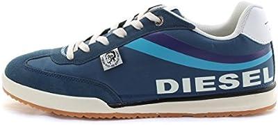 Diesel Zapatillas Cordones Azul Marino EU 44