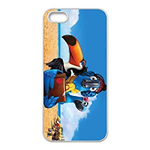 Rio iPhone 5 5s Cell Phone Case White SA9739480