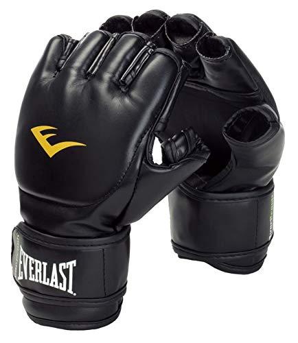 Everlast 7560 Guanto MMA, Unisex Adulto, Nero, L