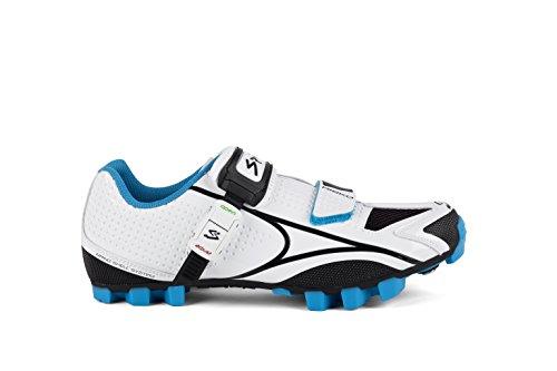 Spiuk, Sneaker uomo Multicolore (Blanco / Negro / Azul)