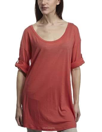 Emu Australia NINGALOO TEE Womens T-Shirt CORAL Small