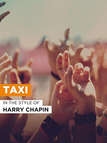 Taxi im Stil von