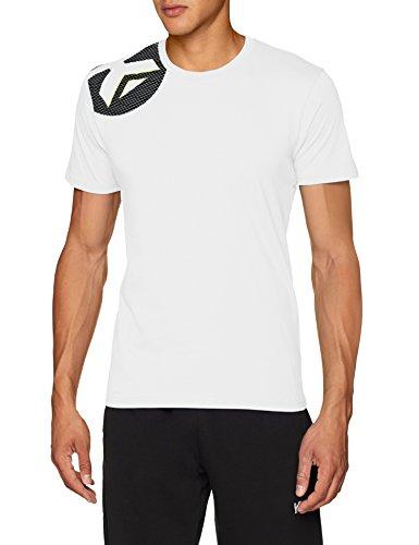 Kempa Core 2.0 T-Shirt Herren, weiß, M