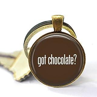 aaaAA Schlüsselanhänger Got Chocolate