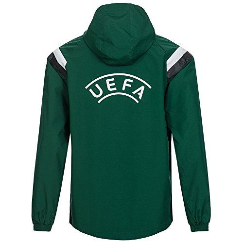 Adidas Veste Football d'entraînement toutes saisons UEFA Vert