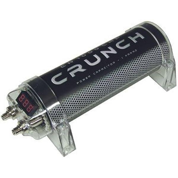 Crunch 1f Kondensator Powercap Cr1000 Elektronik