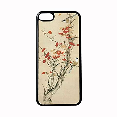 Different Printing Chinese Style 1 Abs Phone Shell For Apple
