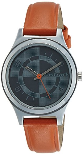 Fastrack Analog Grey Dial Women's Watch -NK6152SL02