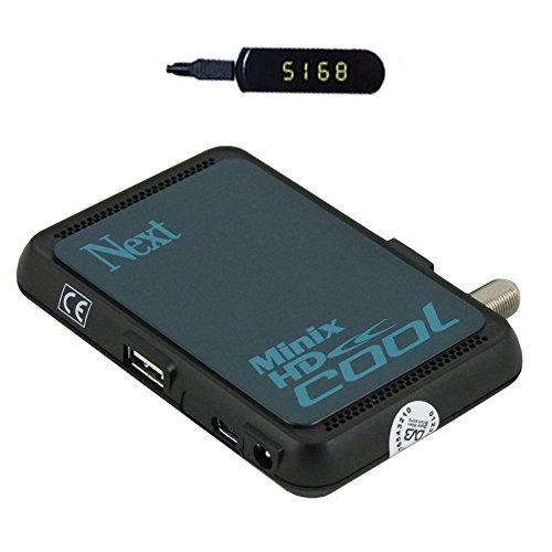 Next Minix HD Cool Full HD Sat Receiver USB IPTV