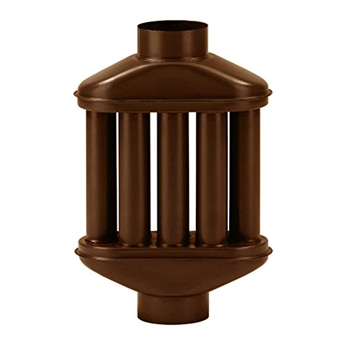 Emaille-holzofen (Wing 9773522Emaille 8Ruten Diffusor, braun, 12cm Durchmesser)
