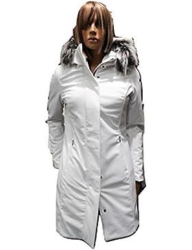 RRD - Abrigo - para mujer Blanco Bianco 46