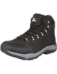GUGGEN MOUNTAIN Pataugas Chaussures de randonnee Chaussures montantes Hiking Boots Unisex M012 Bottes et boots impermeables homme M012