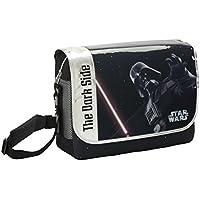 """Star Wars The Dark Side 15.6"""" Laptop Messenger Bag with Adjustable Shoulder Strap"""