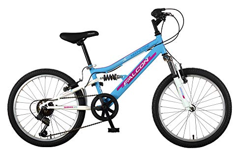 Falcon Girls' F3201006 Moonstone G20, Mint/White/Pink, 20'' Best Price and Cheapest