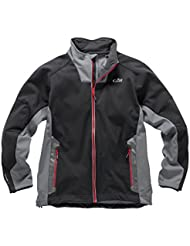 2017 Gill Race Softshell Jacket Graphite RS03 Size - - Small