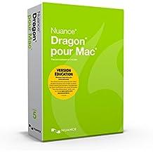 Dragon pour Mac 5 Education EOVP