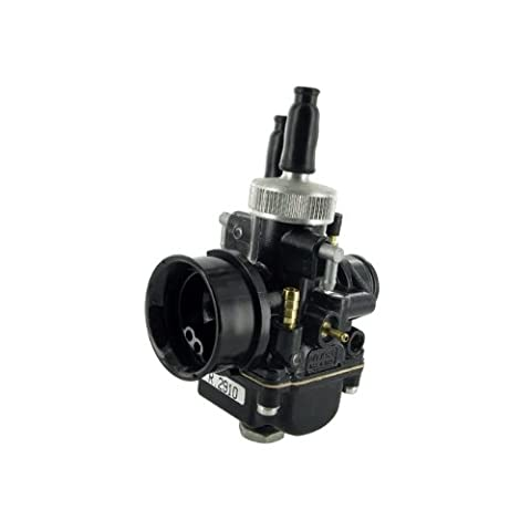 Carburateur STAGE6, PHBG Racing Noire Edition MKII, 19mm, 5mm principale Buses (HD 92; ND 50buses, aiguille W7, mischrohr 60,
