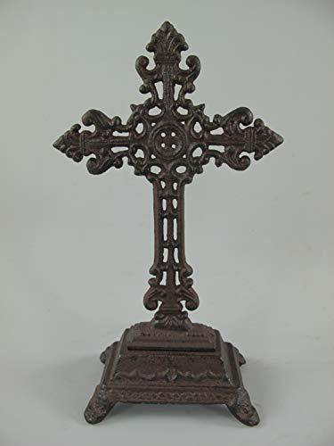 JoGo-Pok Kreuz Kruzifix Eisen rustikal H.25cm