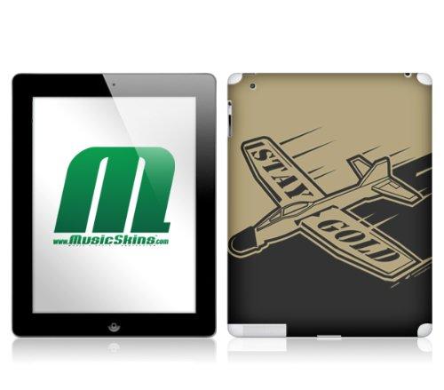 Unbekannt MusicSkins Schutzfolie für Netbook, Motiv Benny Gold-Glider für Apple iPad 2 (Glider Ipad)