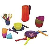 B. Toys 44169 - Let's Dish Kinderbesteck