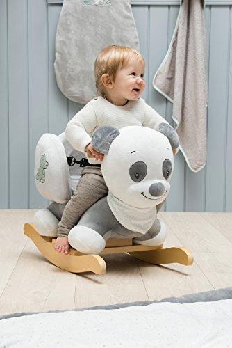nattou schaukeltier baby ab 1 jahr mit gurt unisex pl sh schaukelpferd f r jungen und m dchen. Black Bedroom Furniture Sets. Home Design Ideas
