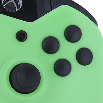 Xbox One Custom Controller - Matte Green & Black