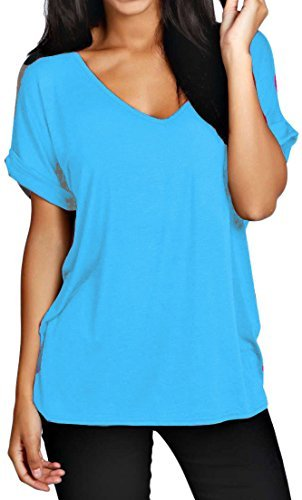 womens-oversize-fit-v-neck-top-ladies-baggy-plus-size-batwing-casual-t-shirt-sizes-8-24-xl-uk-16-18-