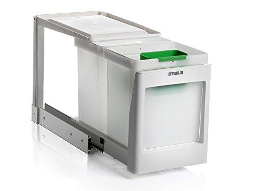 Stala EKO-2PK, weiß, 2 x 10 Liter