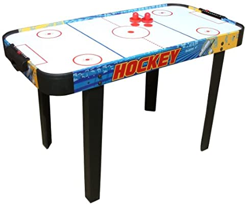 Mightymast Leisure Whirlwind Air Hockey Table - 4 Feet