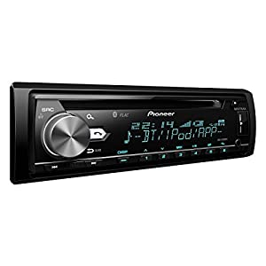 Pioneer DEH-X5900BT Next Generation 1-DIN CD Tuner with Bluetooth, USB and Spotify